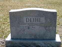Virginia O. <i>Buckalew</i> Deihl