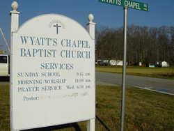 Wyatt Chapel Baptist Church Cemetery