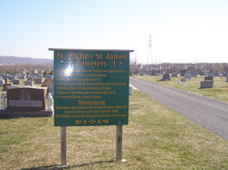 Saints Philip and James Cemetery