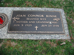 Joan <i>Connor</i> Rinne