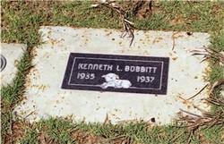 Kenneth Leroy Bobbitt