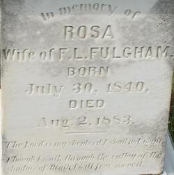 Rosa Fulgham