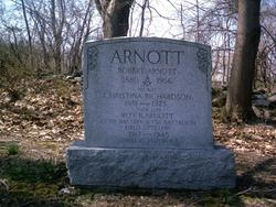 Christina <i>Richardson</i> Arnott