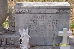 Jessie Mae <i>Larason</i> Chapple