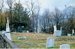Saint Jeromes Catholic Cemetery (Old)