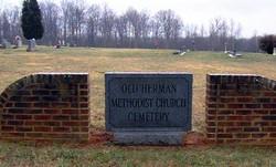 Old Herman Methodist Church Cemetery