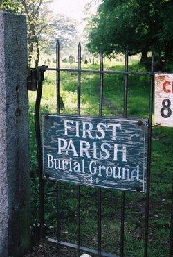 First Parish Burial Ground