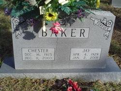 John G Jay Baker