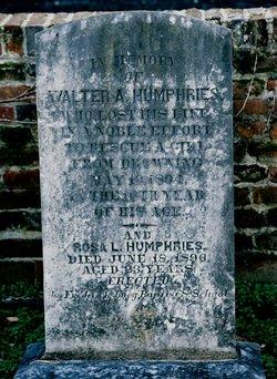 Walter Alexander Humphries