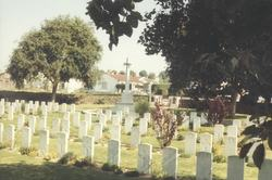 Moreuil Communal Cemetery Allied Extension