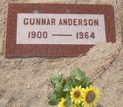 Gunnar Anderson