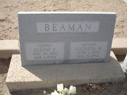 Elijah Parker Beaman