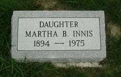 Martha Margaret <i>Bidwell</i> Innis