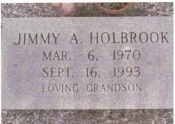 Jimmy Alexander Holbrook, Jr