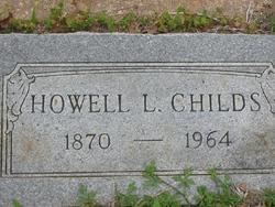Howell Leonidas Childs