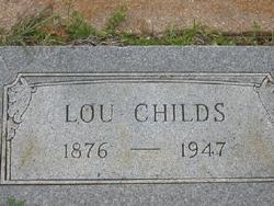 Louisa <i>Herndon</i> Childs