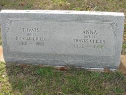 Anna <i>Corzine</i> Childs