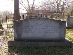 Annie <i>Arnold</i> Peel