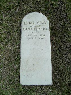 Eliza Gray Pardee