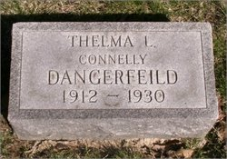 Thelma L. <i>Connelly</i> Dangerfeild