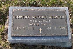 Robert Arthur Webster