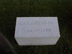 Arthur Grant Blue