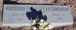 (Infant son) Denton