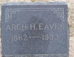 Archibald Howard Eaves