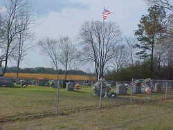 Oak Ridge Methodist Church Cemetery