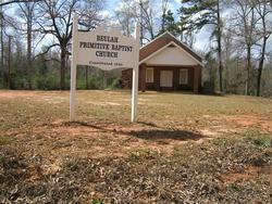 Beulah Primitive Baptist Church Cemetery New