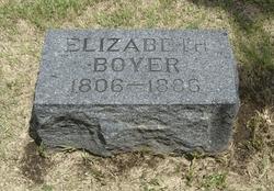Elizabeth <i>Lark</i> Boyer