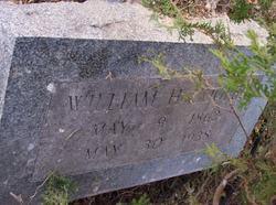 William H Cooper