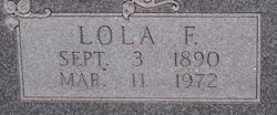 Lola Florence <i>Riddle</i> Cryer