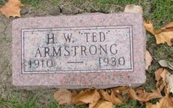 H W Ted Armstrong
