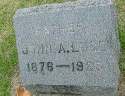 John A Luce