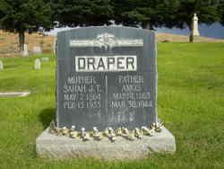 Sarah Jane <i>Thomas</i> Draper
