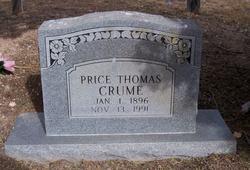 Price Thomas Crume