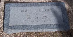 James F Crosby