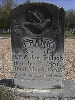 Frank Bullock