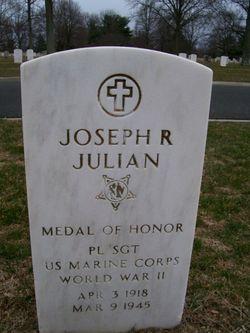 Sgt Joseph Rodolph Julian
