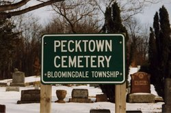 Pecktown Cemetery