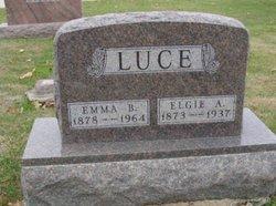 Emma B <i>Wiley</i> Luce