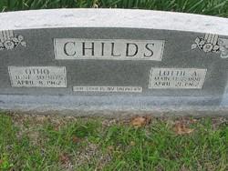 Lottie Alma <i>Hatter</i> Childs