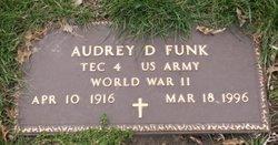 Audrey D. Funk