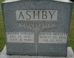 Joseph Edward Ashby
