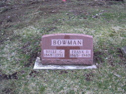 Frank D. Bowman