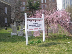 First Reformed Church Cemetery