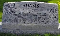 Blaine William Adams