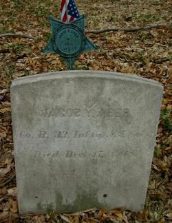 Pvt Jacob Y. Aber
