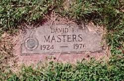 David Franklin Masters
